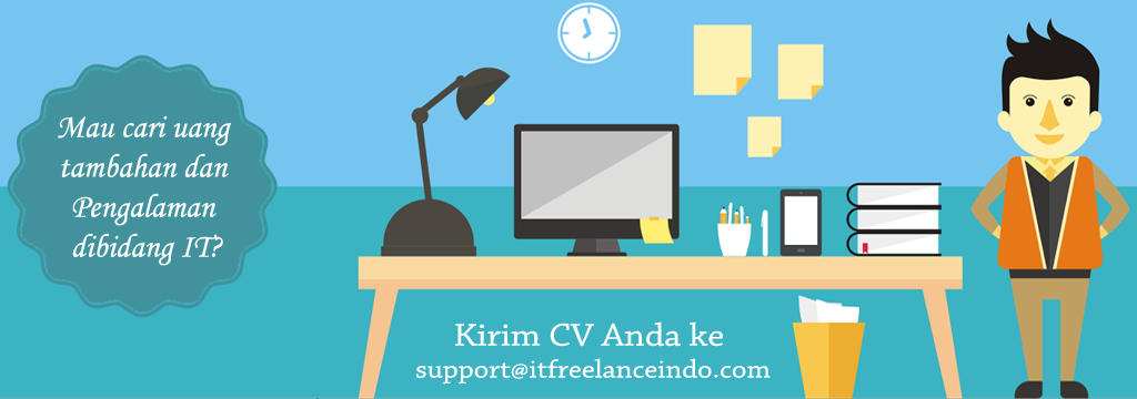 Yuk Gabung Jadi Freelancer IT di ITFreelanceindo!